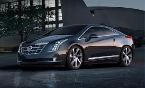 Cadillac ELR 1