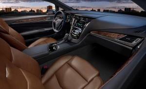 Cadillac ELR 4